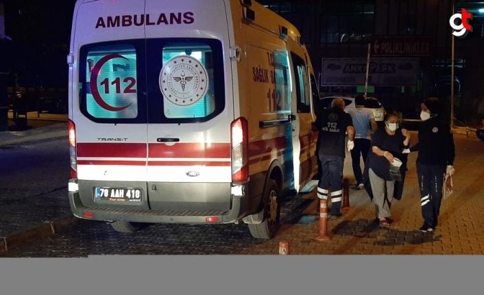 Karabük'te yediği mantardan zehirlenen kadın hastaneye kaldırıldı