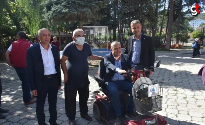 Milletvekili Maviş, Boyabat ilçesinde yapılacak yatırımlarla ilgili bilgi verdi