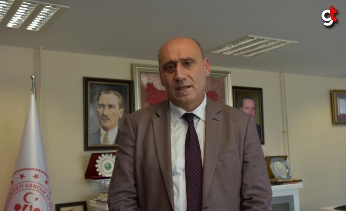 Olimpiyat şampiyonları Sürmeneli ve Öztürk, Trabzonlu gençlere örnek oldu
