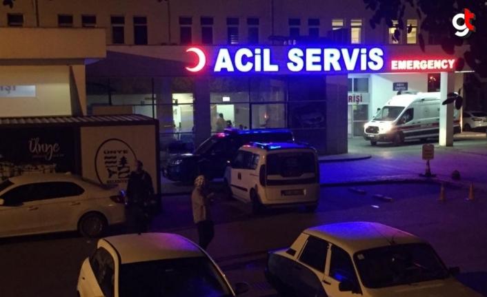 Ordu'da otomobilde 2 kişinin silahla vurulması olayının zanlısı tutuklandı