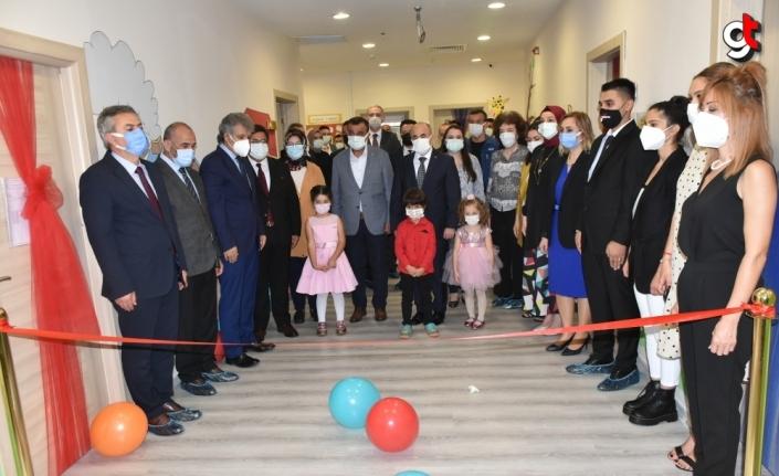 Samsun Adliyesi Fatma Çavuş Anaokulunun açılışı yapıldı