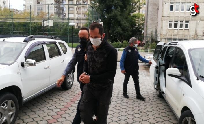 Samsun'da FETÖ operasyonunda 3 zanlı adliyeye sevk edildi