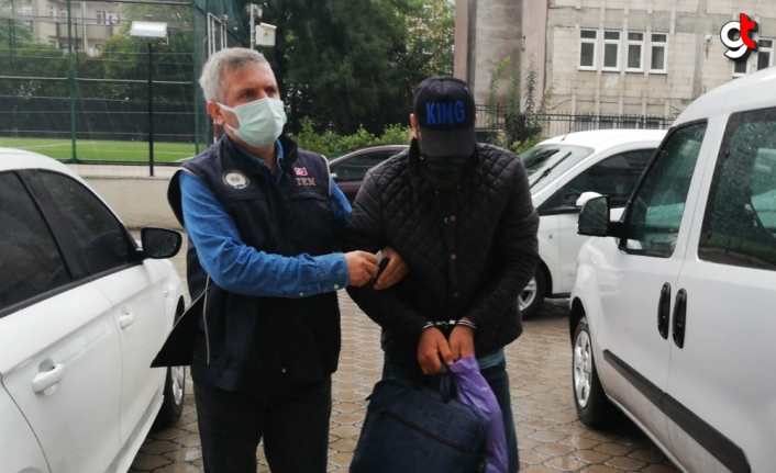 Samsun'da FETÖ'ye yönelik ankesörlü telefon operasyonunda yakalananlardan 3'ü adliyede