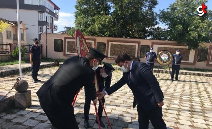 Samsun'da 19 Eylül Gaziler Günü törenlerle kutlandı