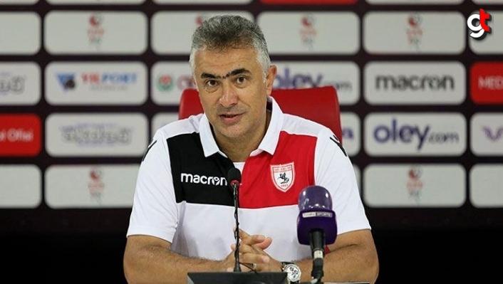 Samsunspor Teknik Direktörü Altıparmak: 'Antrenörlük hayatımda bu kadar farklı mağlubiyetim olmamıştı'