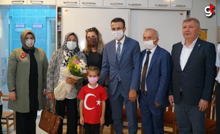 Şehit Astsubay Mustafa Ayna'nın ismi anaokulunda yaşatılacak