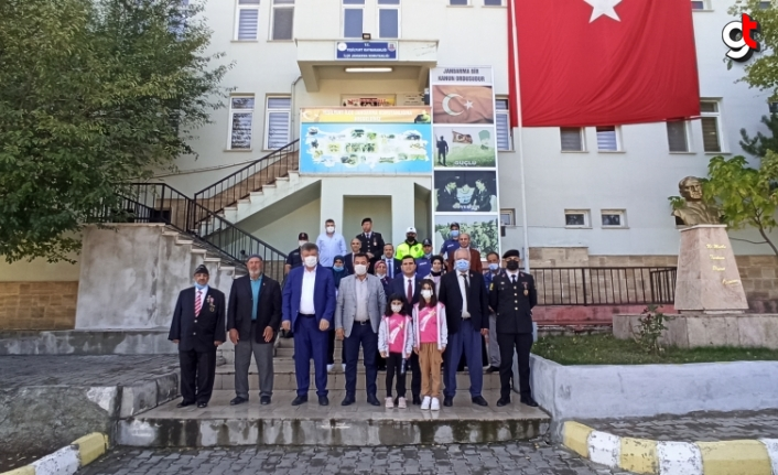Turhal ve Yeşilyurt'ta Gaziler Günü kutlandı