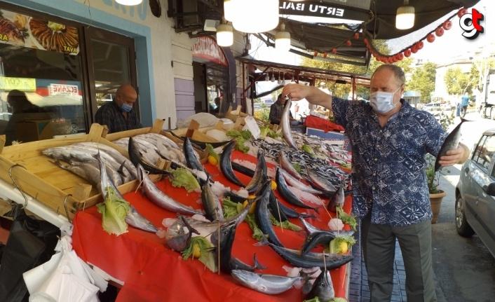 Zonguldak'ta balıkçılar Karadeniz hamsisinden umutlu