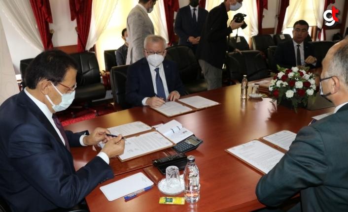 Bolu'da MARKA destekli 3 proje için imza töreni düzenlendi