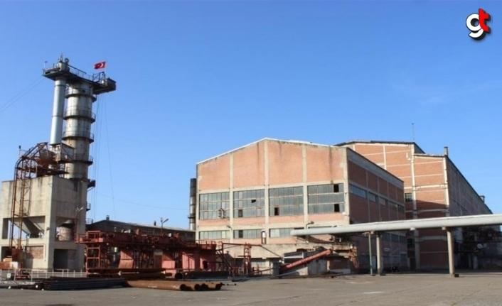 Çarşamba Şeker Fabrikası arazisi satıldı