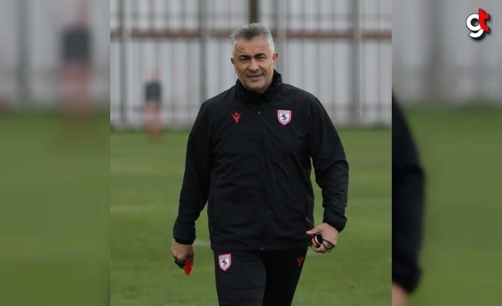 Samsunspor seri galibiyet hedefliyor