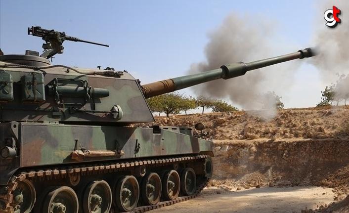 Suriye'de 16 PKK/YPG'li terörist etkisiz hale getirildi