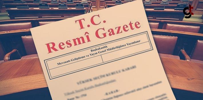 27 Mart 2018 Salı 'Torba yasa' Resmi Gazete'de yayımlandı!