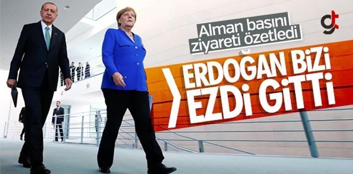 Almanya Basını, Erdoğan'ın Ziyareti İçin Ne Dedi?