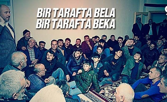 Hasan Togar, 'Bir Tarafta Bela, Bir Tarafta Beka'