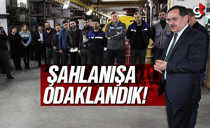 Mustafa Demir, 'Şahlanışa Odaklandık'
