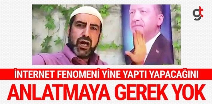 Anlatmaya Gerek Yok Erdoğan'ı Görüyorsunuz
