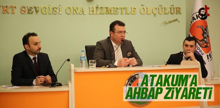 Atakum'a AHBAP Ziyareti