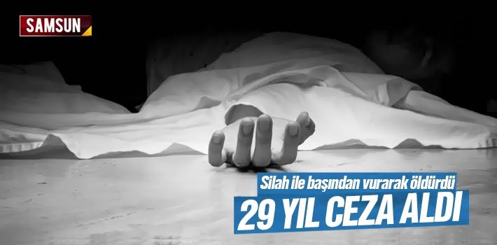 Başından Silahla Vurarak Abdulkadir Büyükgüler'i Öldüren Yusuf Tosun'a 29 Yıl Hapis