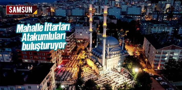 """Başkan Taşçı, """"Ramazan'ı en güzel şekilde yaşıyoruz"""""""