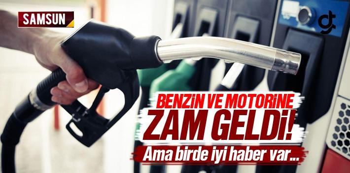 Benzin ve Motorine Zam Geldi, Benzin ve Mazot Fiyatları Ne Kadar?