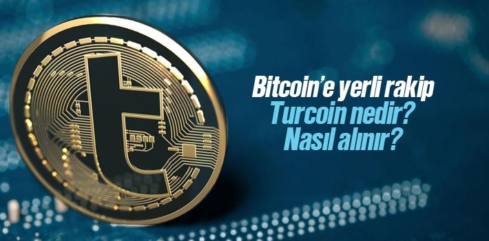 Bitcoin'e yerli rakip Turcoin, Turcoin nedir? Turcoin Nasıl Alnır?