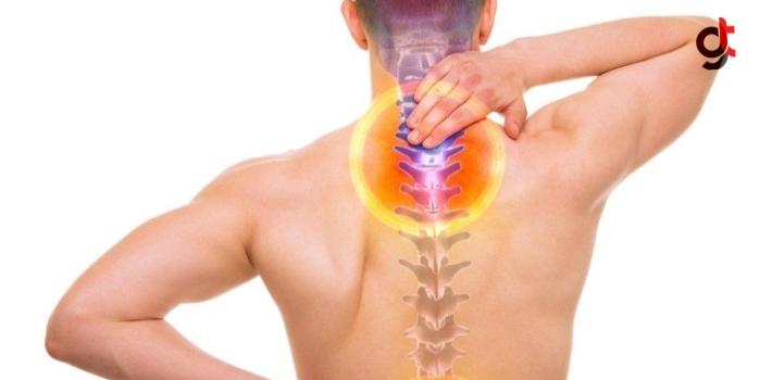 Boynunuzu Sakın Kütletmeyin! Boyun Fıtığı Olabilirsiniz