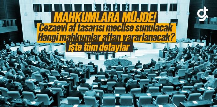 Cezaevi Mahkumlarına Kurban Bayramı Sonrası Af Çıkacak Mı