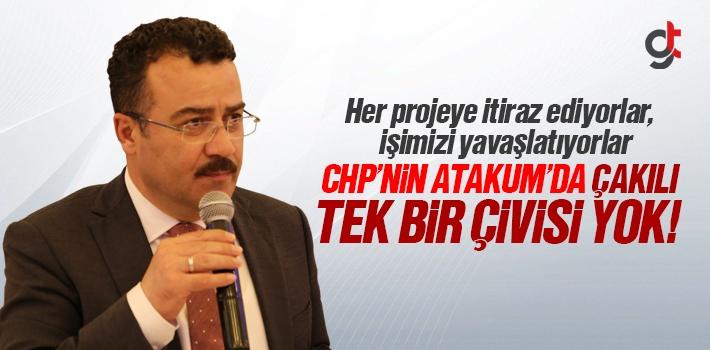 CHP'nin Atakum'da Çaktığı Tek Bir Çivisi Yok