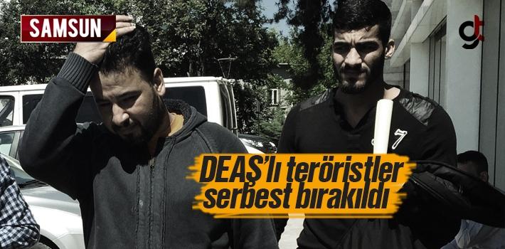 DEAŞ Üyesi İddiasıyla Yakalanan Irak Uyruklu Zanlılar Serbest Bırakıldı
