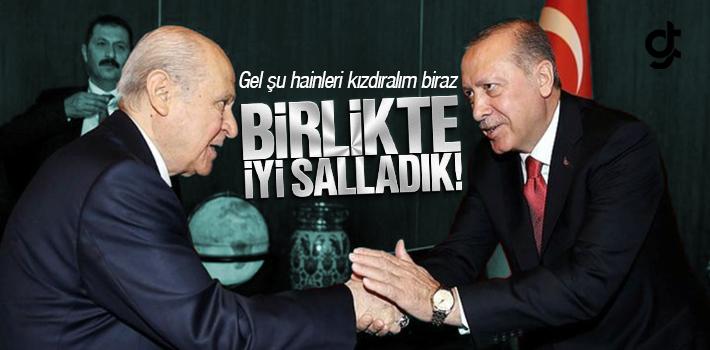 Erdoğan, Cumhur İttifakı Devam Edecek Dedi