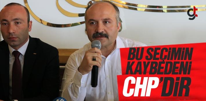 Erhan Usta; '24 Haziran Seçimlerinin Kaybedeni CHP'dir'