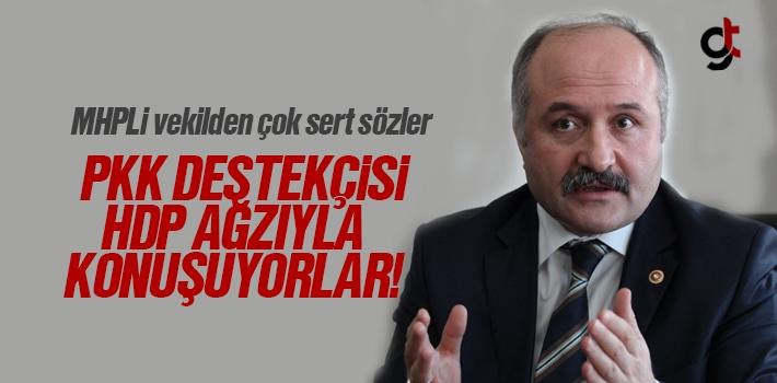 Erhan Usta; CHP Terör Örgütü Destekçisi HDP Ağzıyla Konuşuyor