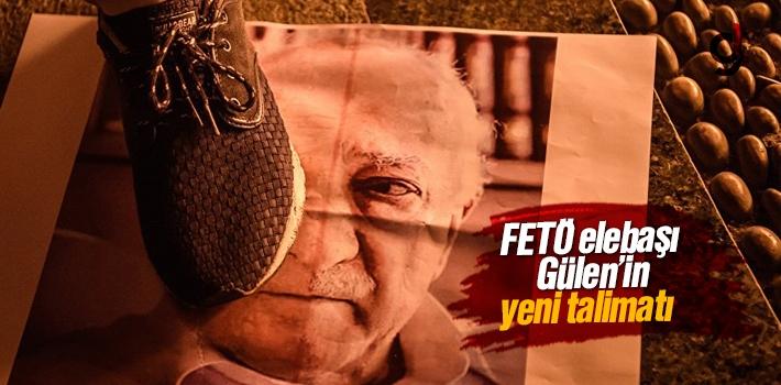 FETÖ Elebaşı Gülen'in Yeni Talimatı