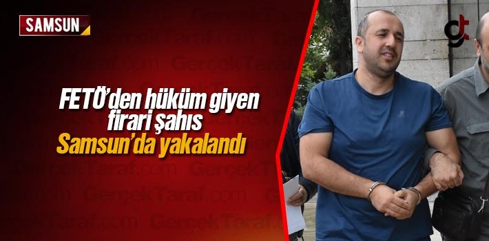 FETÖ Hükümlü Firarisi Bahri Koca Samsun'da Yakalandı