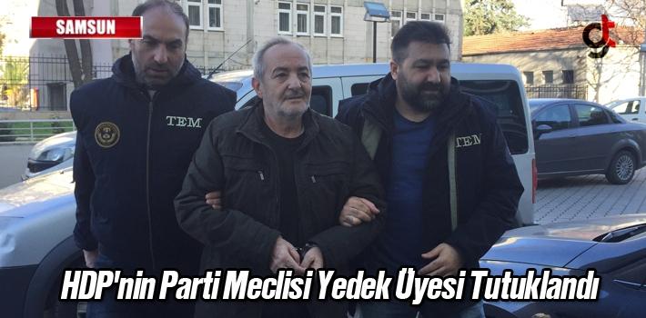 HDP'nin Parti Meclisi Yedek Üyesi Tutuklandı