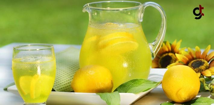 Her Gün 1 Bardak Limonlu Su Bakın Hangi Hastalıklara İyi Geliyor!