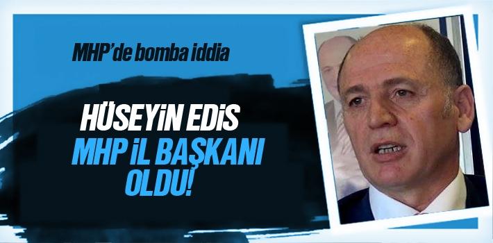 Hüseyin Edis MHP Samsun İl Başkanı Oldu, Hüseyin Edis Kimdir?