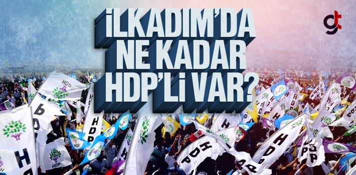 İlkadım'da HDP'lilerin Oyu Hangi Partiye Gidecek? Ne Kadar HDP'li Var?