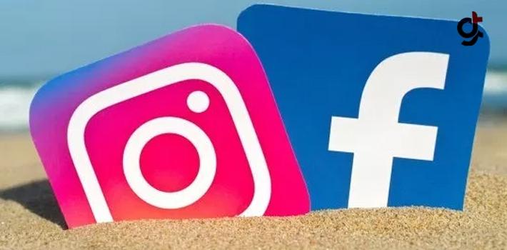 Instagram ve Facebook çöktü mü? Neden Açılmıyor?