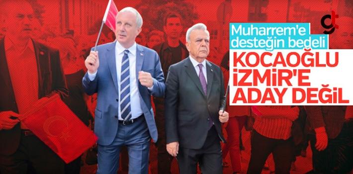 İzmir Büyükşehir Belediye Başkanı Aziz Kocaoğlu, Yeniden Aday Olmayacak