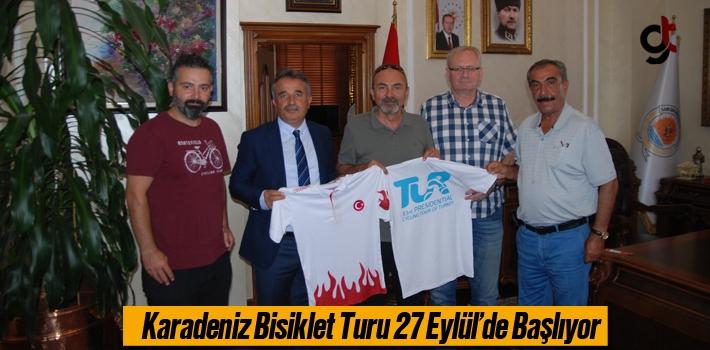 Karadeniz Bisiklet Turu 27 Eylül'de Başlıyor