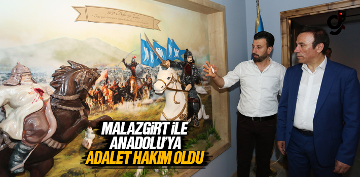 Malazgirt İle Anadolu'ya Adalet Hakim Oldu