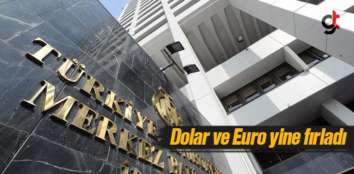 Merkez Bankası Faiz Oranlarını Açıkladı Dolar ve Euro Fiyatı Fırladı