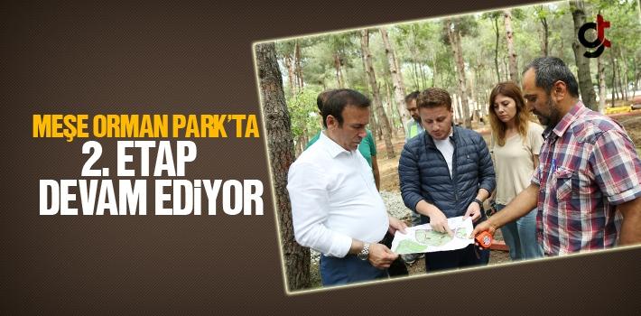Meşe Orman Park'ta 2. Etap Devam Ediyor