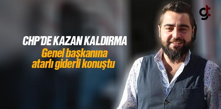 Mustafa Öztürk, CHP Genel Başkanına Atarlı Giderli Konuştu