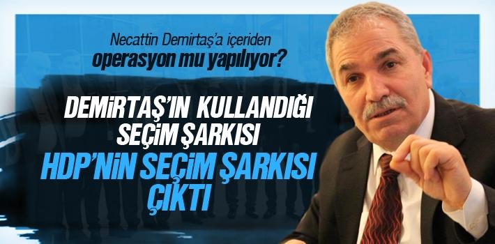 Necattin Demirtaş'ın Kullandığı Seçim Şarkısı HDP'nin Çıktı