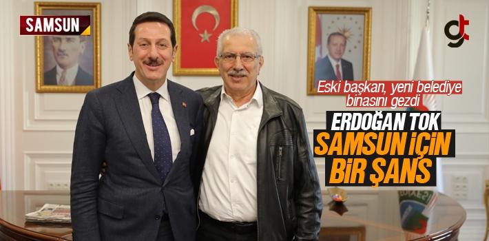 Necmi Akkoyunlu; 'Erdoğan Tok Samsunlular İçin Bir Şans'