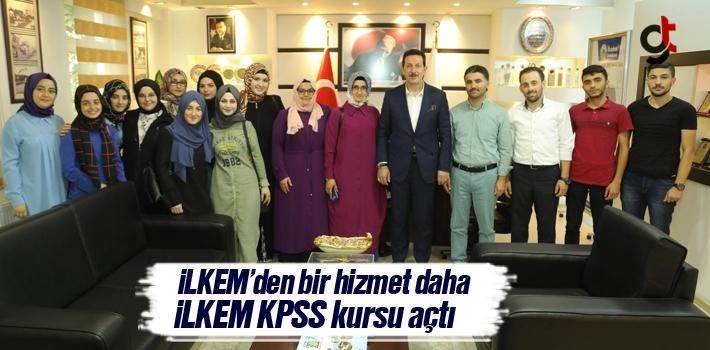 Öğrencilerden Başkan Tok'a Teşekkür Ziyareti