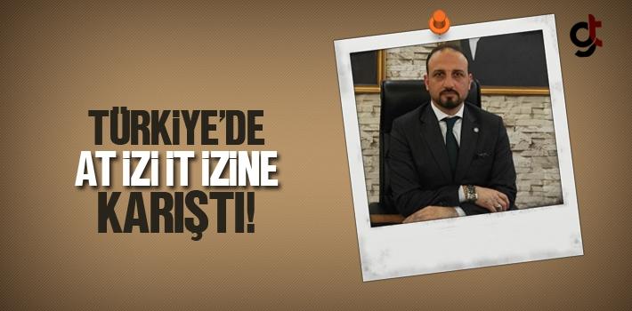 Ömer Süslü, Türkiye'de At İzi İt İzine Karıştı!